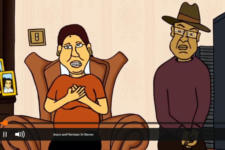 Windrush animated film by Keston Neunie